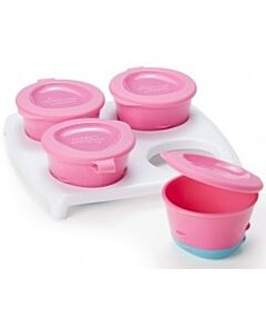Tommee Tippee: Pop up Freezer Pots and Tray (4 pack) - 20% OFF!!