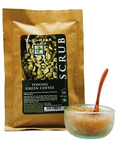 Tanamera Toning Green Coffee Scrub 100g
