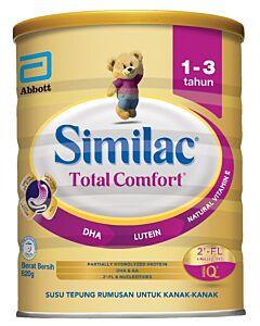 Similac: Total Comfort PLUS Milk Powder (1-3 Years Old) 820g