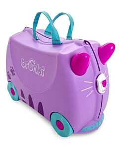 Trunki Ride-On Little Luggage for Little People - Cassie the Cat - 15% OFF!