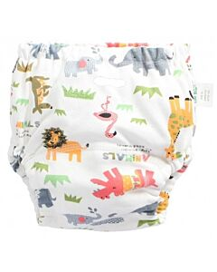 Earth Bebe: Baby Training Pants - Animals