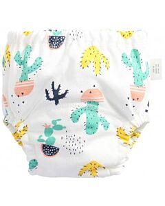 Earth Bebe: Baby Training Pants - Cactus