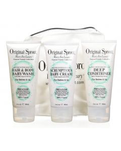 Original Sprout: Classic Collection Travel Trio Kit - 12% OFF!!