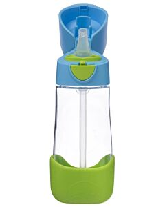 B.Box: Tritan™ Drink Bottle 450ml/15oz | Ocean Breeze (9+ Months) - 15% OFF!!