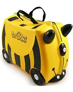 Trunki Ride-On Little Luggage for Little People - Bernard Bee - 20% OFF!