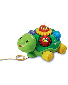 VTECH: Pull and Play Turtle (9-36 months) - 30% OFF!!