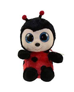 Ty Beanie Boos: Izzy - Ladybug (Regular)