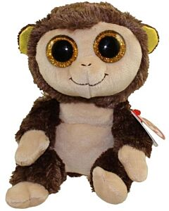 Ty Beanie Boos: Audrey - Monkey [Russia] (Regular)