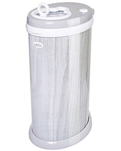 Ubbi Diaper Pail - Wood (RM104 OFF!!)