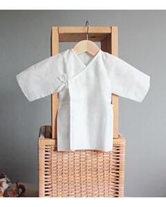 Suzuran Baby: Gauze Undershirt (Short) 2pcs - 15% OFF!!