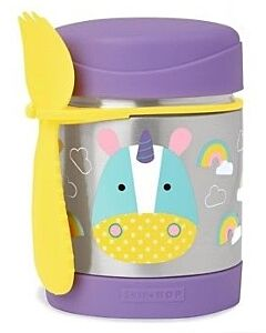 Skip Hop: Zoo Insulated Food Jar - Unicorn [15% OFF!]