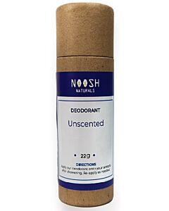 Noosh Naturals: Unscented Unisex Deodorant 22g - 8% OFF!!