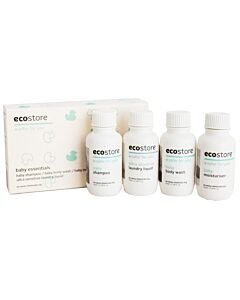 Ecostore Baby Essentials Pack (4pcs x 35ml) - 20% OFF!!