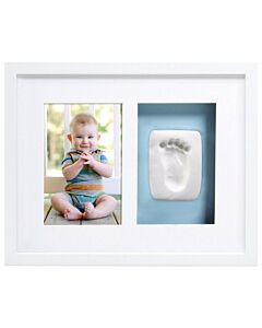 Pearhead: Babyprints Wall Frame - White - 20% OFF!!