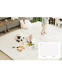ALZiP® Mat Baby Foldable Silion Playmat   Size G (200*140*4cm) - Urban Milk