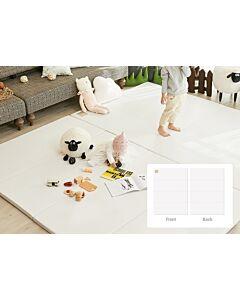 ALZiP® Mat Baby Foldable Silion Playmat   Size SG (240*140*4cm) - Urban Milk