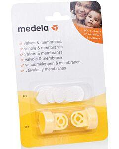 Medela: Valves & Membranes Set - 35% OFF!!