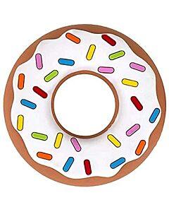 Silli Chews Baby Teether | Vanilla Donut (3+ Months) - 20% OFF!!