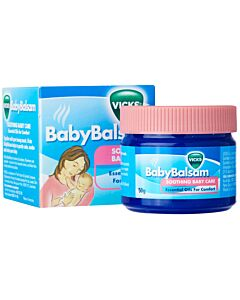 Vicks: Baby Balsam 50g