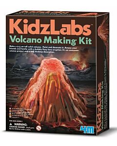 4M Kidz Labs | Volcano Making Kit - 15% OFF!!