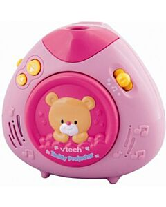 VTECH: Baby Lullaby Teddy Projector - Pink - 23% OFF!!