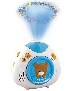 VTECH: Baby Lullaby Teddy Projector - Blue - 34% OFF!!