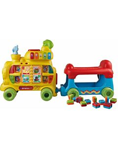 VTECH: Push & Ride Alphabet Train - 17% OFF!!