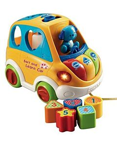 VTECH: Sort & Learn Car - 10% OFF!!