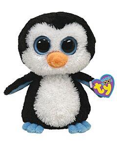 Ty Beanie Boos: Waddles - Penguin (Regular)