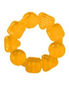 Bright Starts: Water Ring Teether For Emerging Markets (Teethe Around) - Orange - 10% OFF!!
