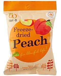 Wel.B Freeze Dried Snacks - Peach - 12% OFF!!