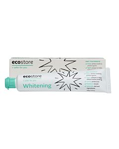 Ecostore Toothpaste Whitening 100g - 10% OFF!!
