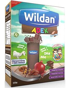 WILDAN Adek Susu Kambing Chocolate - 550g - 15% OFF!!