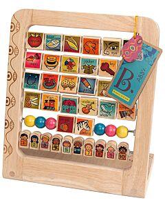 B.Toys: Battat B. Wooden AB3's Toy™ - 50% OFF!!