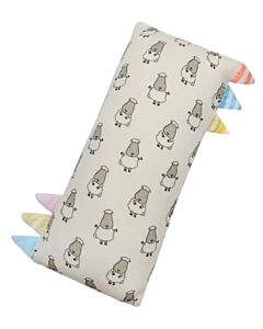 Baa Baa Sheepz: Bed-Time Buddy Small Star & Sheepz Yellow with Color & Stripe Tag (Medium) - 10% OFF!!