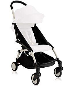 Babyzen Yoyo+ Stroller White Frame