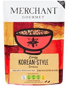 Merchant Gourmet: Zingy Korean-Style Grains 250g