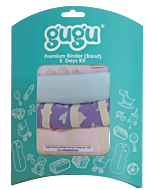 Gugu Premium Binders String - 5 Days Kit - Girl