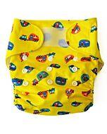 Cheekaaboo 2-in-1 Reusable Swim Diaper / Cloth Diaper - Camper Van - 25% OFF!!
