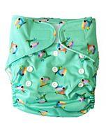 Cheekaaboo 2-in-1 Reusable Swim Diaper / Cloth Diaper - Toucan - 25% OFF!!