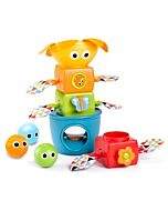 Yookidoo: Stack Flap 'N' Tumble (From 9 - 24 Months) - 20% OFF!!