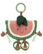 Jellycat: Amuseable Watermelon Activity Toy (12cm)