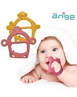 Ange Mom: Bracelet Teether - Yellow