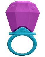 Ange Mom: Fruit Teether - Jewelry Teether with Clip