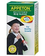 Appeton MultiVitamin HI-Q Taurine with DHA Tablets 60's - 11% OFF!!