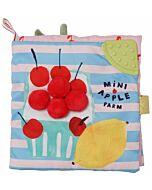Manhattan Toy: Mini-Apple Farm Soft Book - 20% OFF!!