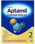 Aptamil Step 2 Formulated Milk Powder for Children (6-12 mths) 600g