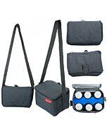 Autumnz - Fun Foldaway Cooler Bag (Cool Grey) - 15% OFF!!