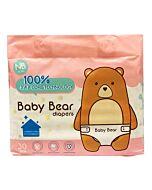 BB Diapers - Baby Bear Diapers NB30 (NB - 5kg)