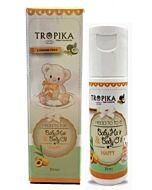 Tropika: Baby Hair & Body Oil 30ml - Happy - 20% OFF!!